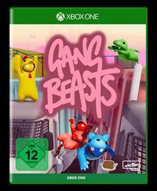 Verrückter Multiplayer-Partyspaß Gang Beasts ab sofort im Handel für PlayStation 4 und Xbox One erhältlich