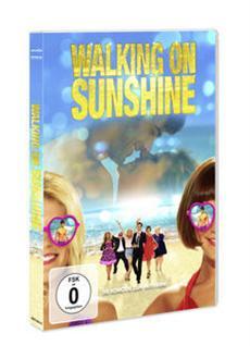 WALKING ON SUNSHINE // Ab 30. Januar 2015 als DVD, Blu-ray und VoD