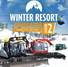 Winter Resort Simulator Season 2 bringt Multiplayer-Spaß ins alpine Skigebiet