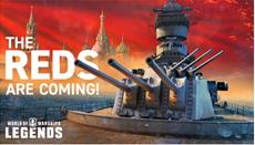 """World of Warships: Legends - Aktuellstes Update führt russische Marine und """"Krieg und Frieden"""" Kampagne ein"""