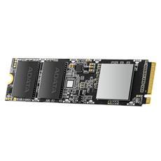 XPG launcht SX8100 PCIe Gen3x4 M.2 2280 SSD