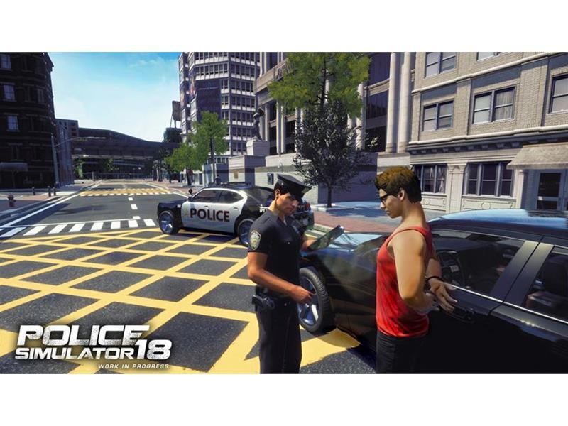 Police Simulator 18 - neue Polizei-Simulation kommt Ende