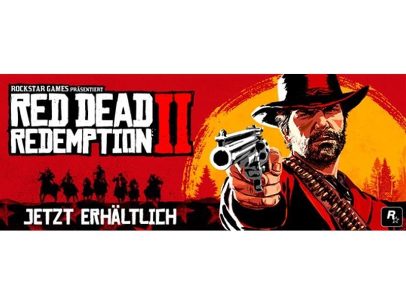 Jetzt bei GameStop: tolle Angebote zum Release von Red Dead