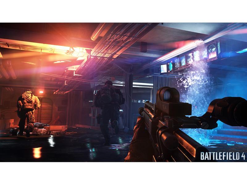 Review (PS3): Battlefield 4 - GamesUnit.de