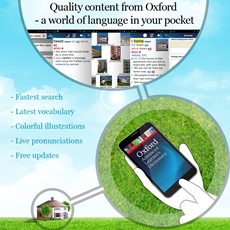 (Android/iOS): Oxford Advanced Learner's Dictionary