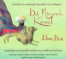 """""""Das fliegende Kamel"""" auf der Bestenliste 1/2013 des Preises der Deutschen Schallplattenkritik"""
