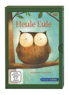 """Heule Eule"" jetzt neu als Bilderbuchfilm bei Oetinger kino"