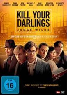 """KILL YOUR DARLINGS - JUNGE WILDE"" DVD- und Blu-ray-Release 22. Mai 2014"