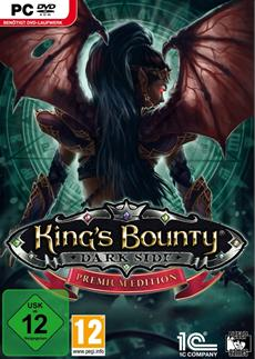 """King's Bounty: Dark Side Premium Edition"" ab sofort als Box-Version im Handel"