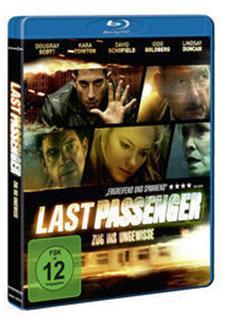 """""""Last Passenger - Zug ins Ungewisse"""" - ab 17. Januar 2014 als DVD, Blu-ray und Video on Demand!"""