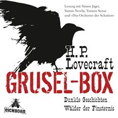 Review (Hörbuch): H.P. Lovecrafts Grusel-Box