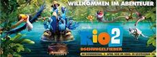 """""""RIO2 - DSCHUNGELFIEBER"""" - Neue Filmclips und Synchrontrailer"""