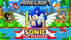 """""""Sonic the Hedgehog""""-DLC jetzt im Minecraft Marketplace verfügbar"""