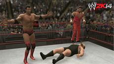 2K kündigt Angebote für erste herunterladbare Inhalte zu WWE 2K14 an