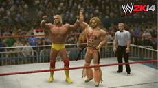 30 Years Of Wrestlemania: Screenpack #WWE2K14