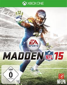 Ab sofort erhältlich: Die Madden NFL 15 Saison startet heute für Xbox One und PlayStation 4