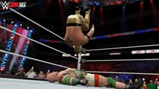 Ab sofort: Neue Moves für WWE2K16