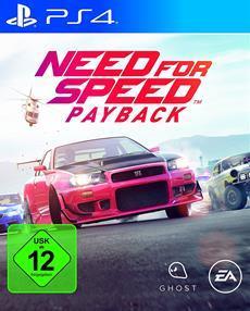 Action-Rennspiel-Blockbuster Need for Speed Payback ab sofort weltweit erhältlich