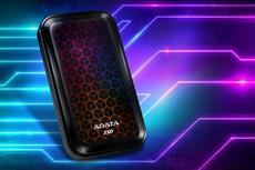 ADATA bringt externe SSD SE770G mit RGB auf den Markt