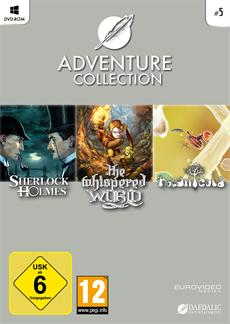 Adventure Collection Nr. 5 ist im Handel erschienen