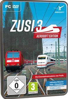 Aerosoft gibt Veröffentlichungstermin von ZUSI 3 Aerosoft Edition bekannt
