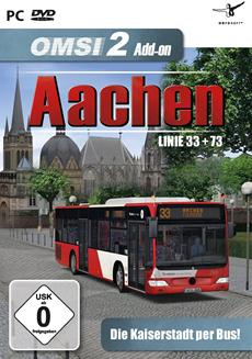 Aerosoft veröffentlicht OMSI 2 Add-On Aachen