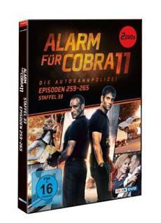 ALARM FÜR COBRA 11 - STAFFEL 33 // ab 13. Juni 2014 auf DVD und Blu-ray!