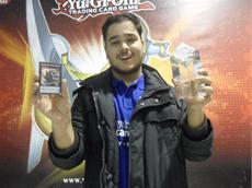 Alpay Engin siegt bei Yu-Gi-Oh! Championship Series in Berlin
