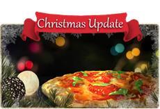 Aufgemöbelt: Der Weihnachtsmann bringt das Pizza Connection 3 Christmas Update!