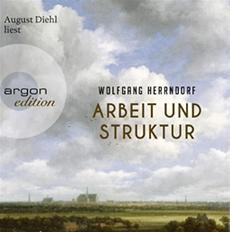August Diehl liest »Arbeit und Struktur« von Wolfgang Herrndorf