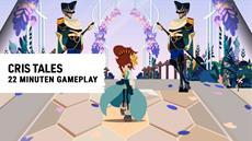Ausführlicher Gameplay-Trailer zu Cris Tales zeigt neue zeitübergreifende Kämpfe und schillernde Umgebungen