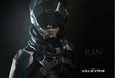 Battlestar-Galactica-Star Katee Sackhoff spricht Hauptrolle in EVE: Valkyrie