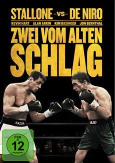 BD/DVD-VÖ | ZWEI VOM ALTEN SCHLAG