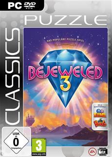 Bejeweled 3: Knobelhit reiht sich in die Riege der PC-Classics ein