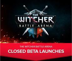 Beta zu The Witcher Battle Arena beginnt