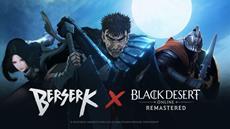Black Desert Online startet Crossover-Event mit Anime 'Berserk'