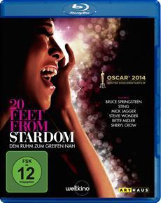 BD/DVD-VÖ   20 Feet From Stardom