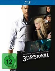 Kevin Costner, Amber Heard und Hailee Steinfeld über 3 DAYS TO KILL