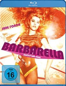 Barbarella kommt...