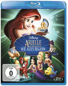 """""""Arielle die Meerjungfrau"""" erstrahlt in neuem Glanz!"""