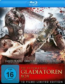 Gewinnspiel | Die ultimative Gladiatoren Box