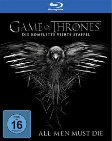 BD/DVD-VÖ | GAME OF THRONES - Die komplette vierte Staffel