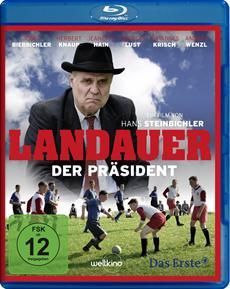 BD/DVD-VÖ | LANDAUER - DER PRÄSIDENT