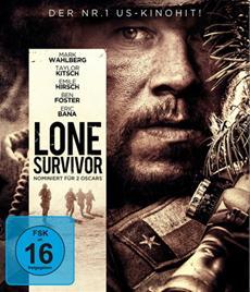 BD/DVD-VÖ | LONE SURVIVOR