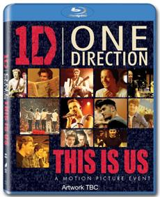 BD/DVD-VÖ | ONE DIRECTION: THIS IS US