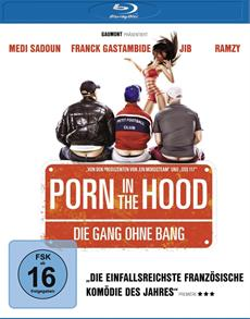 BD/DVD-VÖ | PORN IN THE HOOD - Die Gang ohne Bang