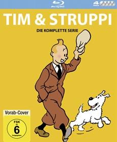 DVD-VÖ | TIM & STRUPPI DIE TV-SERIEN BOX