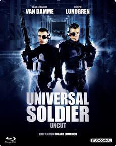 Actionklassiker in neuen Editionen: UNIVERSAL SOLDIER und CLIFFHANGER erstmals ungeschnitten ab 16 Jahren erhältlich