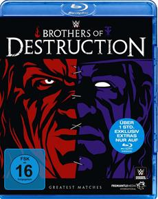 Review (BD): WWE - Brothers of Destruction: Greatest Matches