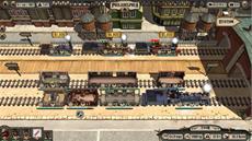 Bounty Train von Daedalic: Lincoln und Toilettenpapier